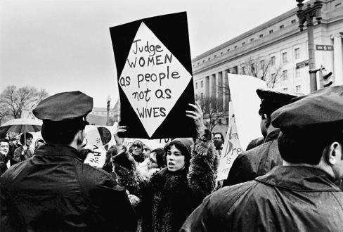Nixon Inauguration Protests