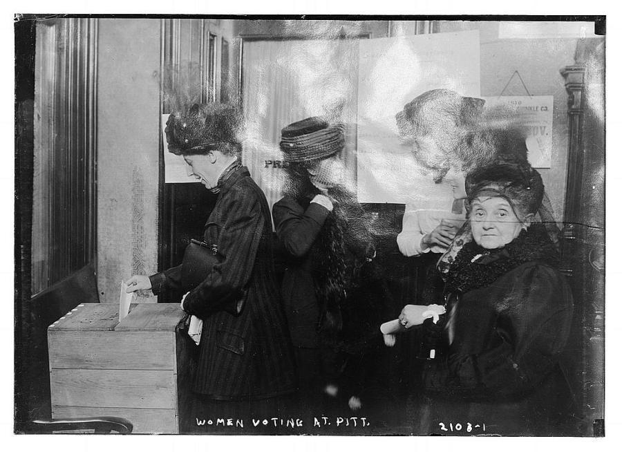 Bild från Library of Congress.