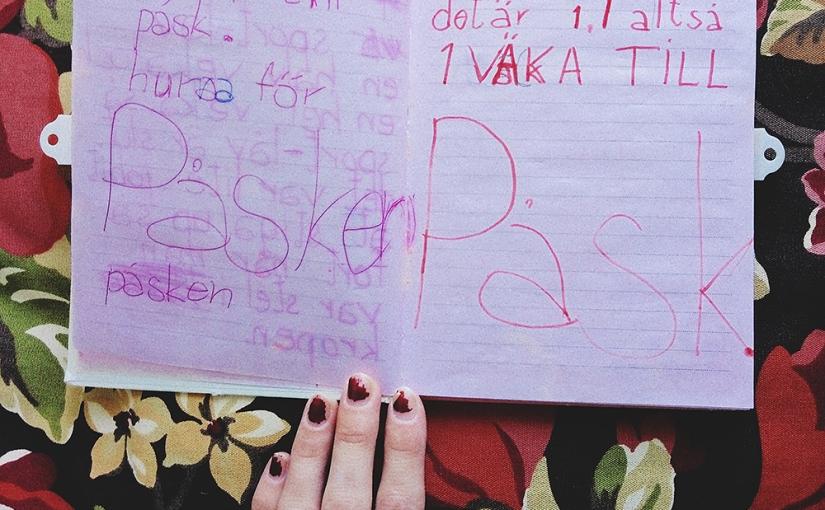 Skära dagbok