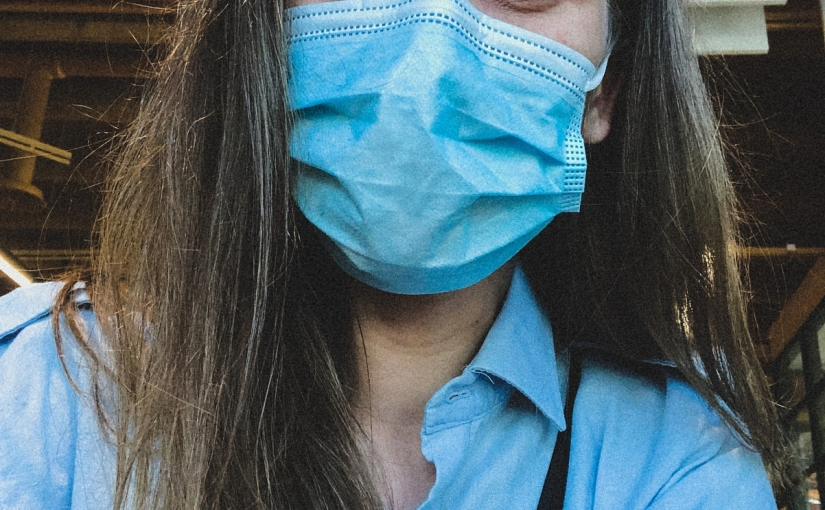 Masked linger